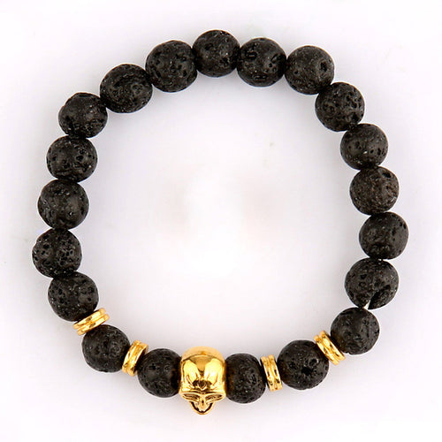 Unisex Mix Buddha Palm Skull Bracelet Assortment - Erbana 88