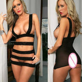 Lace Bandaged Lingerie w/ G-String