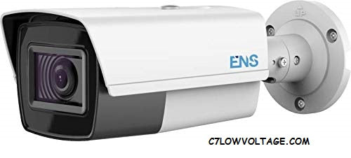 ENS SCC52B7/MZ-M 2MP WDR IR Ultra Low Light TVI/AHD/CVI/CVBS Analog Bullet Camera with 2.7~13.5 mm motorized varifocal lens, BNC Connection
