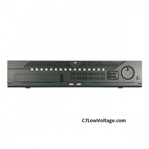 LTS LTN8932-R, Platinum Professional Level 32 Channel 4K NVR, RAID, 2U, SATA up to 80TB, No Pre-Installed Storage