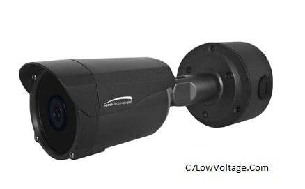 Speco Technologies HTIB92T Intensifier 2MP Outdoor HD-TVI Bullet Camera , 2.8mm lens BNC Connection