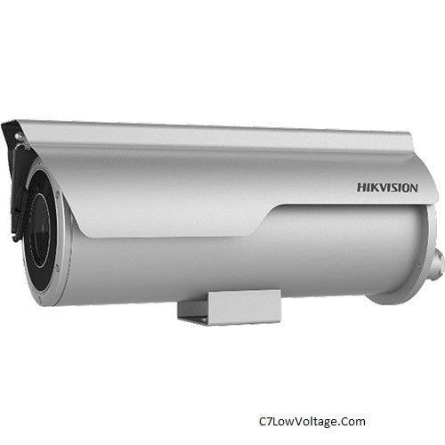 HIKVISION DS-2CD6626B-IZHRS 8-32MM 2MP Anti-Corrosion Outdoor IR Network Bullet Camera with 8 to 32 mm Varifocal Lens, RJ45 Connection