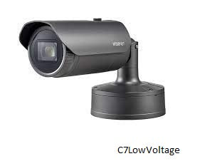 Hanwha Techwin XNO-6120R 2MP Outdoor Network Bullet Camera with Night Vision RJ45 Connection.