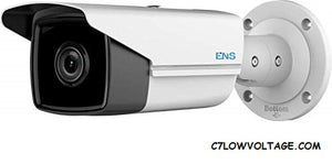 ENS SIP46B5/28-H 6MP IR WDR Network Outdoor Bullet Camera with 2.8mm fixed lens, RJ45 connection