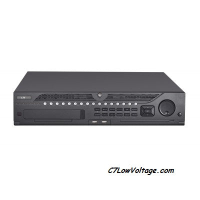 LTS LTD9232K-ST, Platinum Enterprise Level 32 Channel 4K DVR, 2U, SATA up to 64TB, No Pre-Installed Storage