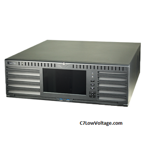 LTS , LTN07256-R16, Platinum Enterprise Level 256 Channel NVR, RAID, 3U, SATA up to 128TB, No Pre-Installed Storage