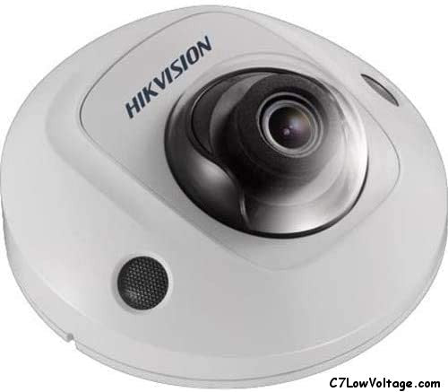 HIKVISION DS-2CD2525FWD-IS 2.8MM 2MP IR Outdoor Fixed Mini Network Dome Camera with 2.8 mm Lens