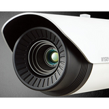 Wisenet TNO-4051T VGA Thermal Network Bullet Camera 640X480 Resolution ,35MM Lens, Outdoor , Vandalproof .RJ45 Connection