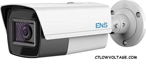 ENS SCC35B4/MZ-H 5MP IR WDR TVI/AHD/CVI/CVBS HD Outdoor analog Bullet Camera with 2.7~13.5mm motorized lens, BNC Connection.