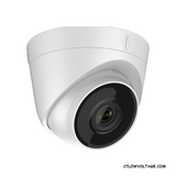 ENS ESNC214-XD/28 4MP IR WDR Network Outdoor Turret Dome camera with 2.8 mm fixed lens, RJ45 Connection
