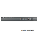 LTS LTN8716K-HT, Platinum Advanced Level 16 Channel Hybrid NVR, 1U, 16TB HDD Included.