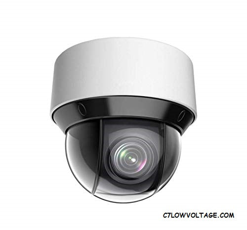 ENS ESNP1A14-IR/25X 4MP IR WDR 3D DNR Network outdoor Speed PTZ Dome Camera with 4.8~120 mm lens, 25× optical zoom, RJ45 Connection