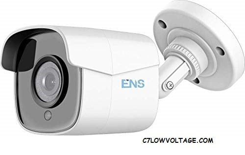 ENS SCC32B2/28-C 2MP IR WDR TVI/AHD/CVI/CVBS HD Analog Bullet Camera with 2.8mm lens, BNC Connection.