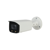 LTS LTDHIP8542W-36MLC 4MP IP Color Outdoor Bullet 1/1.8'' 3.6mm Fixed Lens WDR H.265+, RJ45 Connection
