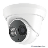 LTS LTCMIP1122, Platinum Fixed Lens Turret IP Camera, 2.1MP, 4mm lens   RJ45 Connection .