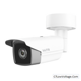 LTS LTCMIP9362W-M, Platinum Bullet Network IP Camera, 6MP, 4mm, True WDR, Matrix IR 2.0, SD card slot RJ45 Connection