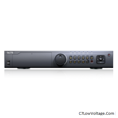 LTS LTN8832, Platinum Enterprise 32 Channel NVR, 1.5U, SATA up to 24TB, No Pre-Installed Storage