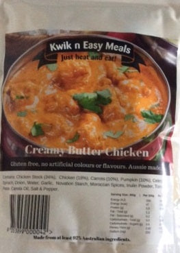 Kwik n Easy Meals Creamy Butter Chicken