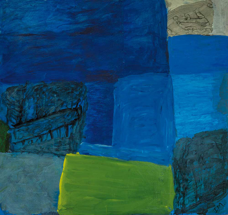 Idris Murphy Evening tide from the exhibition The Abundance at King Street Gallery Sydney