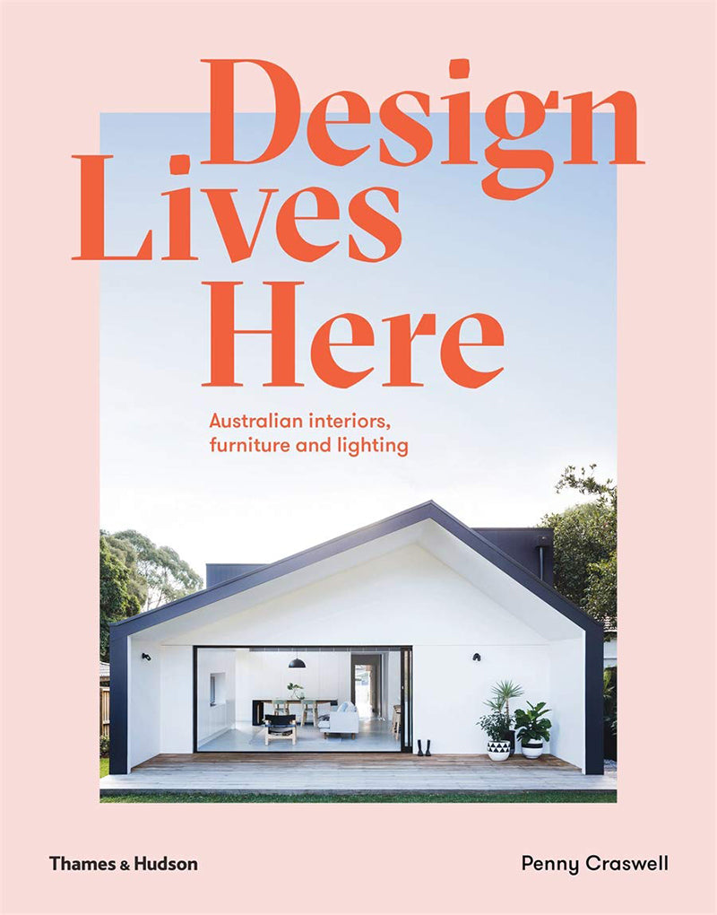 Interior design book Design Lives Here by Penny Craswell