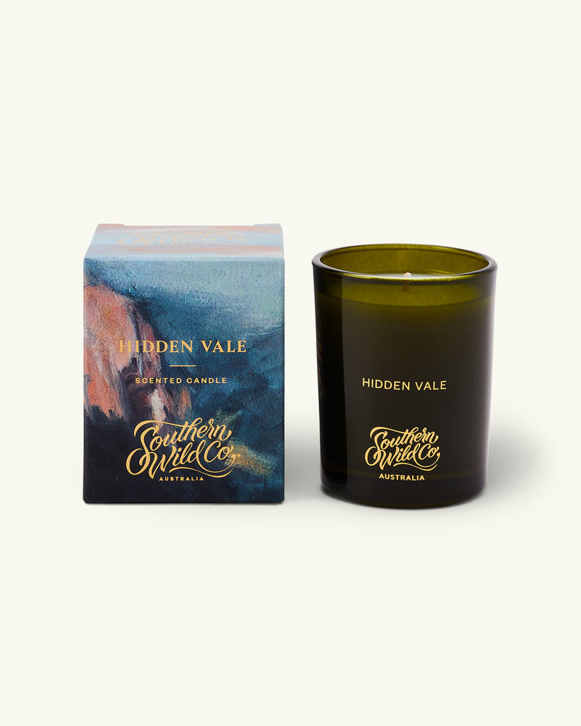 Hidden Vale / Mini Scented Candle