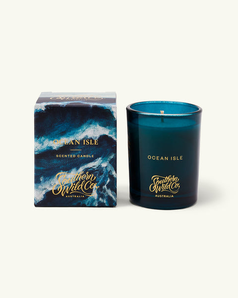 Ocean Isle / Mini Scented Candle