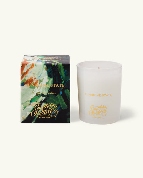 Sunshine State / Mini Scented Candle