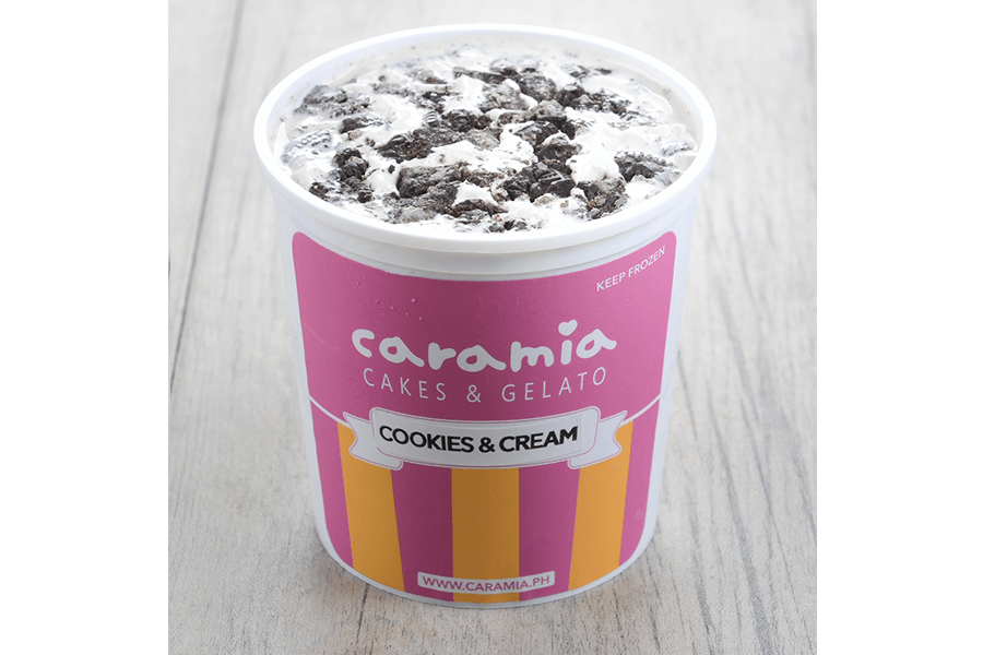 Cookies and Cream pint
