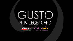 Gusto Card