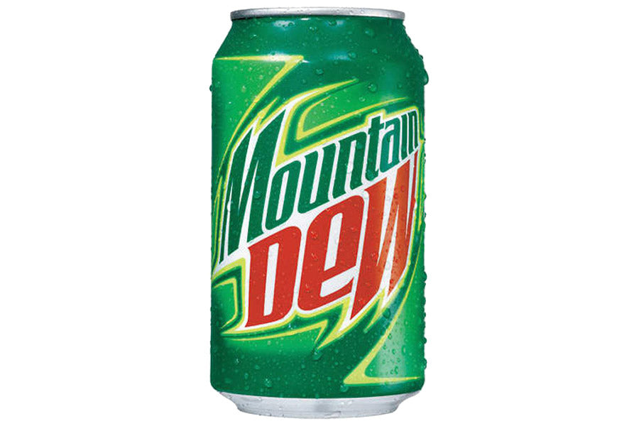 Mountain Dew 330ml Can