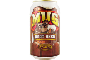 Mug Root Beer 330ml Can