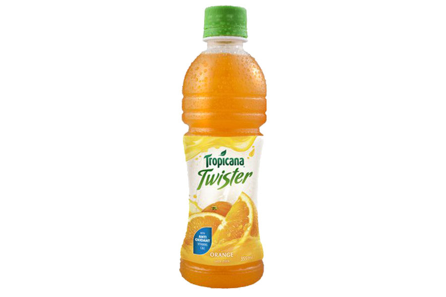 Tropicana Juice 355ml Bottle