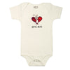 Love Bug Organic Cotton Bodysuit