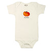 Pumpkin Organic Cotton Bodysuit