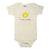 You Are My Sunshine Organic Cotton Bodysuit