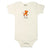 Tiger Organic Cotton Bodysuit