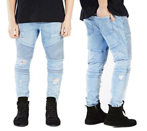 Popa Light Blue jeans
