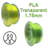 filament transparent pla