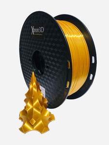 Xtron3D Silk Filament PLA 1.75mm 1KG - 3D Printer Filament