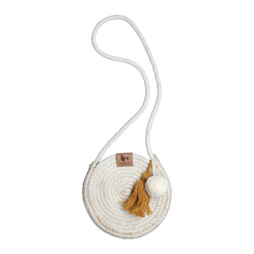 Rope Purse, Ochre