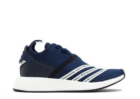 "NMD R2 White Mountaineering ""Navy"""