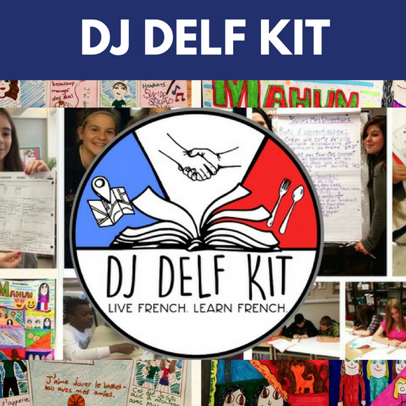 DJ D.E.L.F Physical Kit