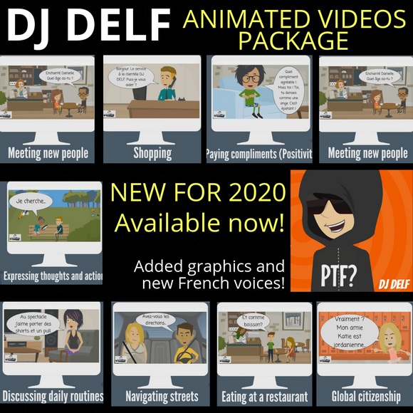 New Animated Videos Package 2020