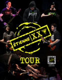 Interactive ÉTIENNE XXV Poster with Cheat Sheet and Downloads