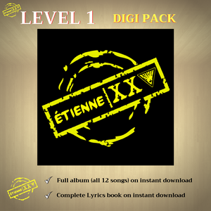 ETIENNE XXV - Level 1 - Digi Pack