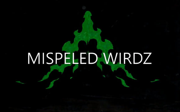 Mispeled Wirdz Complete Activity Package - Misspelled Words