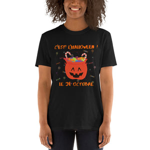 Halloween Candy T-Shirt - UNISEX