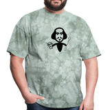 Shakespeare (Shake + Spear) Unisex Classic T-Shirt - military green tie dye