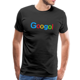 Googol Math - Men's Premium T-Shirt - black