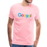 Googol Math - Men's Premium T-Shirt - pink